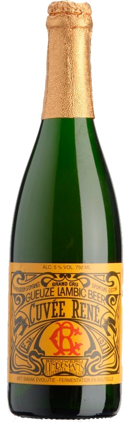 ... Cuvée René Grand Cru Gueuze Lambic Beer - Super Wine Warehouse