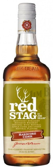 Jim Beam Red Stag Hardcore Cider - Buster's Liquors & Wines