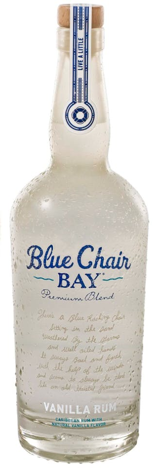 blue chair bay vanilla rum bourbon street wine spirits