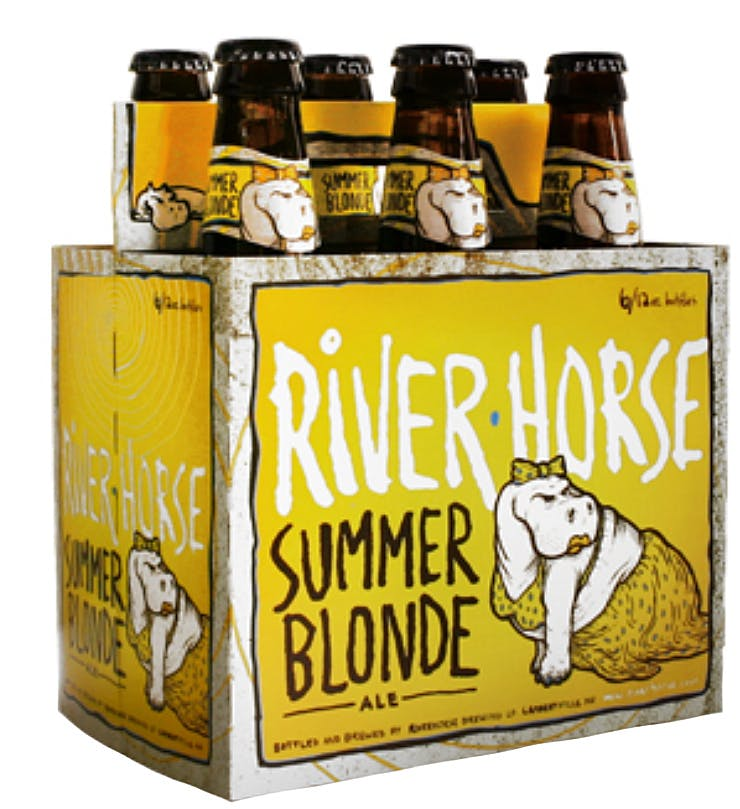 River Horse Summer Blonde Ale Wine Discounter