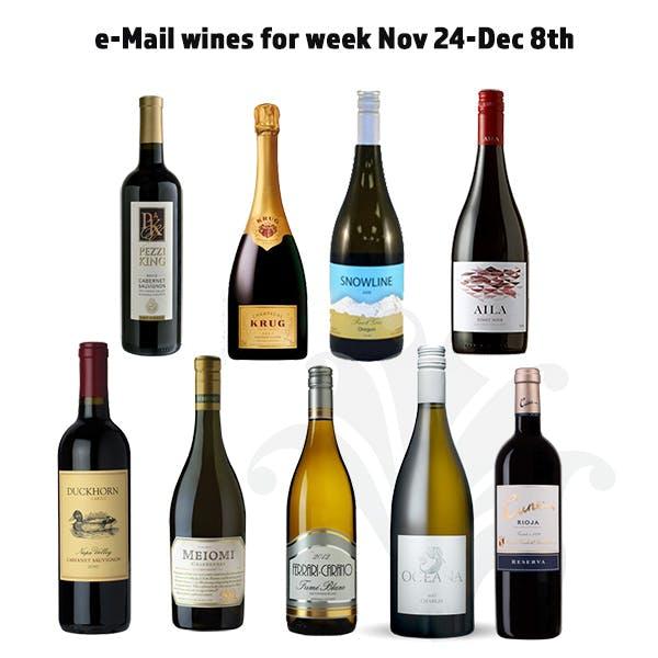 Black Friday Wine Deals