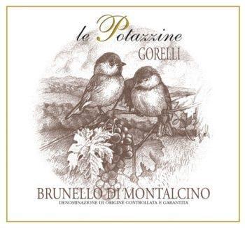 Potazzine Brunello Wines 92 99 Points On Sale