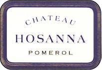 Château-Hosanna Pomerol 2008