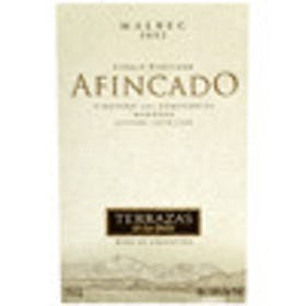 Terrazas De Los Andes Afincado Malbec 2006 Station Plaza Wine