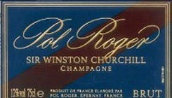 Pol Roger Cuvée Sir Winston Churchill 1999