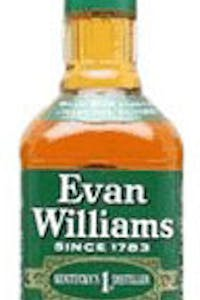 Evan Williams Green Label Bourbon - Buster's Liquors & Wines