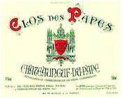 Clos des Papes Chateauneuf du Pape 2009
