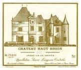 Château-Haut-Brion Pessac Léognan 2010