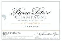Pierre Peters Brut Blanc de Blancs Cuvée de Réserve
