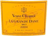 Veuve Clicquot La Grande Dame 2004