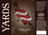 Yards Brewing Company Chocolate Love Stout 4 pack 16oz