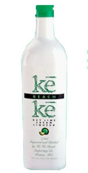 Ke Beach Key Lime Cream Liqueur 50ml