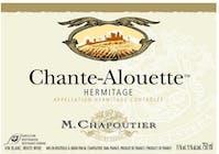 M. Chapoutier Hermitage Chante Alouette 2011