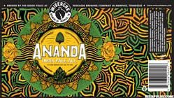 Wiseacre Ananda IPA 6 pack 355ml Can