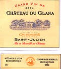 Chateau du Glana Saint-Julien 2010