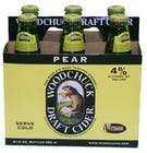 Woodchuck Pear Hard Cider 6 pack 355ml Can
