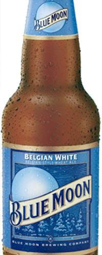 Blue Moon Brewing Company Belgian White 12oz Bottle