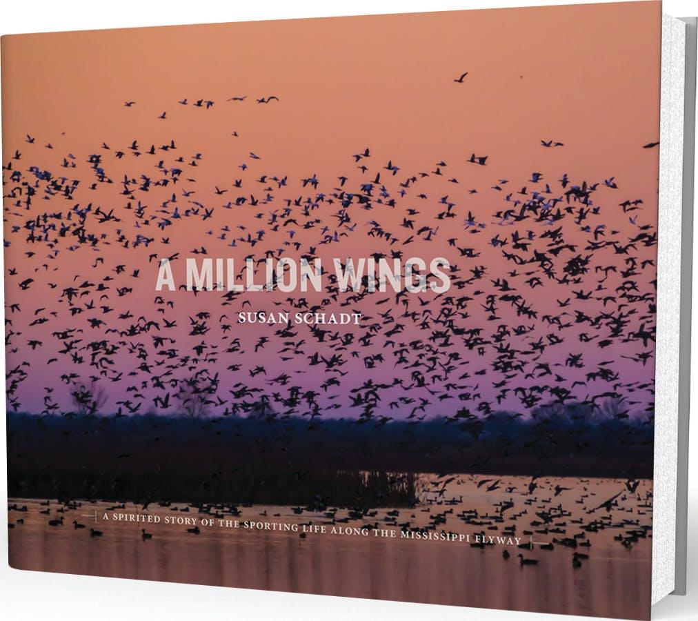 Susan Schadt A Million Wings 12oz