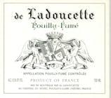 Ladoucette Pouilly Fumé 2017