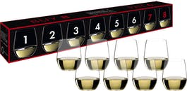 Riedel O Buy 8 Pay 6 Viognier Chardonnay 750ml Glass