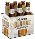 Guinness Blonde American Lager 6 pack 12oz