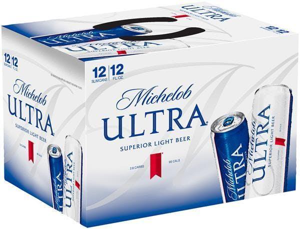 Michelob Ultra 12 Pack 12oz Bottle