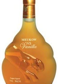 how to drink meukow vanilla cognac
