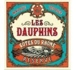 Les Dauphins Côtes du Rhône Reserve Rouge 2016