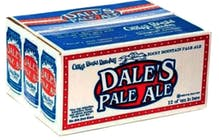 Oskar Blues  Dale's Pale Ale 12 pack 12oz