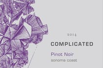 Complicated Pinot Noir 2015
