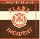 Lucky Town Brewing Company Flare Incident Oatmeal Stout 4 pack 355ml Bottle
