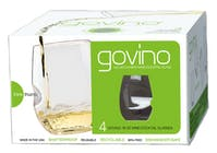 Govino Wine/Cocktail Glass 4 pack 750ml