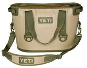Yeti Hopper 20 Cooler Tan