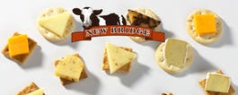 New Bridge Party Cheese Slices 16oz