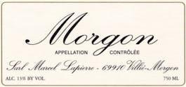 Domaine Marcel Lapierre Morgon 2017