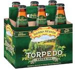 Sierra Nevada Torpedo Extra IPA 6 pack 12oz