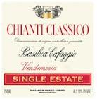 Villa Cafaggio Chianti Classico Single Estate 2013