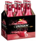 Strongbow Cherry Blossom Cider 6 pack 355ml
