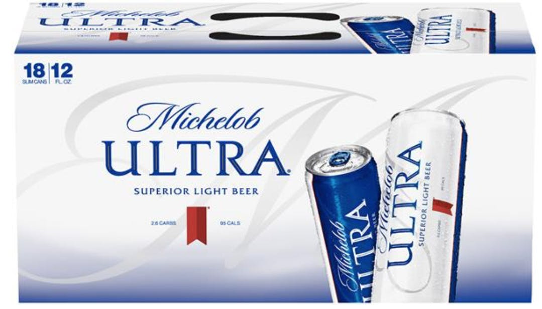 Michelob Ultra 12 Pack 12oz Can