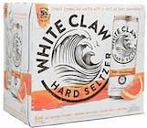 White Claw Hard Seltzer Ruby Grapefruit 6 pack 12oz