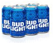 Budweiser Bud Light 12 pack 355ml Can