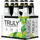 Truly Spiked & Sparkling Water Colima Lime 6 pack 355ml
