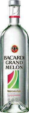 bacardi grand melon