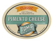 Tom's Tiny Kitchen Pimiento Cheese Classic