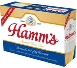 Hamm's America's Classic Beer 24 pack 355ml Can