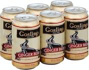 Gosling's Ginger Beer 6 pack 12oz Can