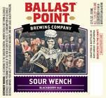 Ballast Point Sour Wench Blackberry Ale 12oz