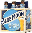 Blue Moon Brewing Company Belgian White 6 pack 355ml Bottle