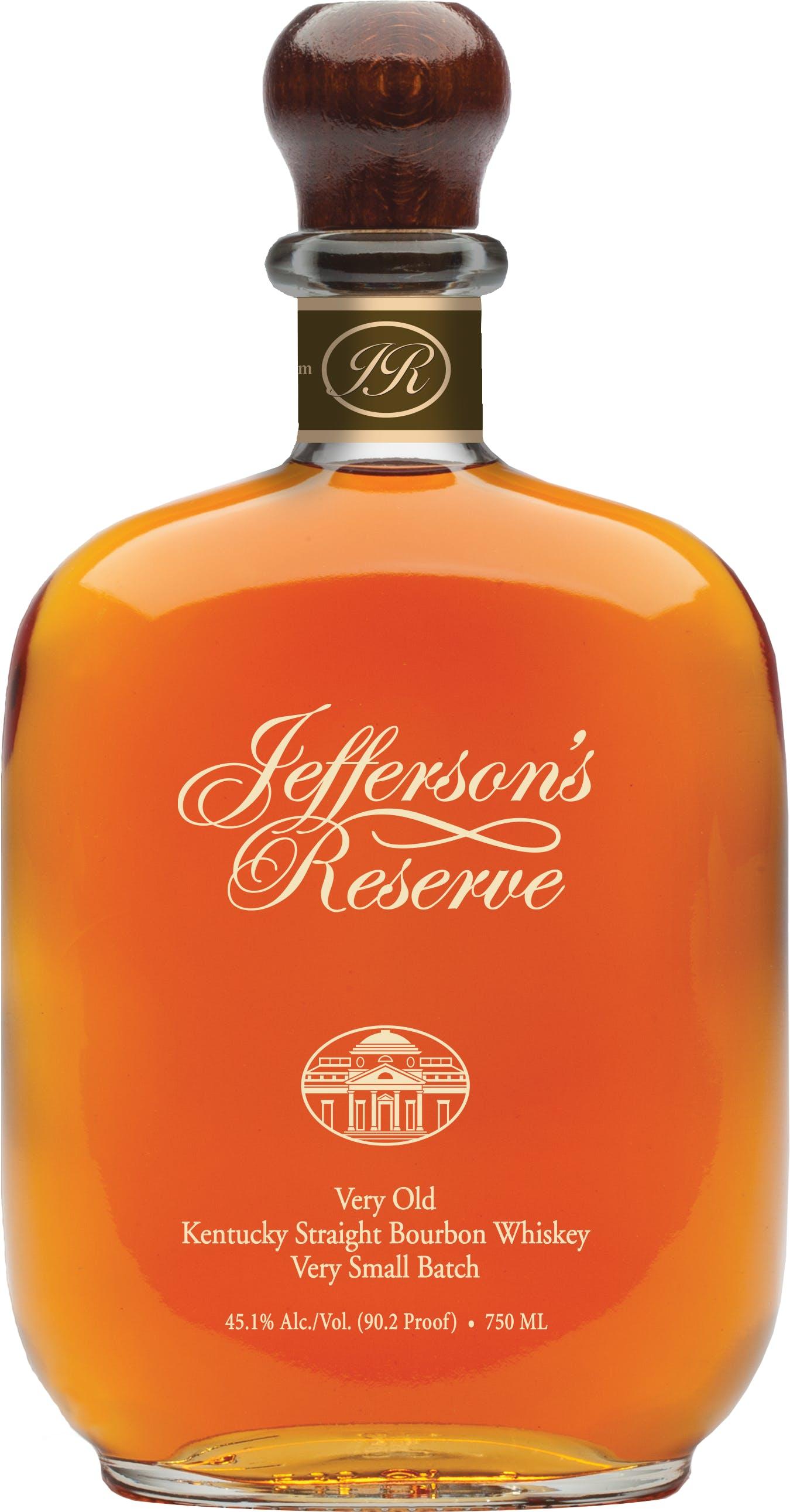 Jefferson S Reserve Rye Brook Wine Spirit Shop