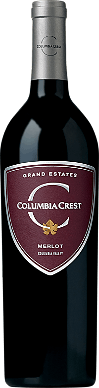 Columbia Crest Grand Estates Merlot 2013 The Grape Tray